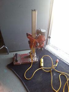 Hilti DD160 Concrete Coring Drill