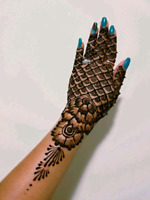 HENNA TATTOO Artist- available brampton/Mississauga/Toronto