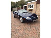 Jaguar xk8 convertible £ 8000.00