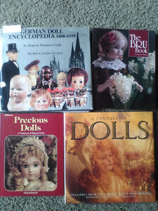 Doll reference/history Books