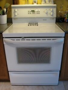 Beaumark Elec. Range, Refrigerator and Maytag dishwasher 4 sale
