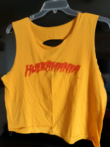 Hulk Hogan original shirt brand new never ever used
