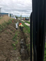 Need Trenching or Excavation done?