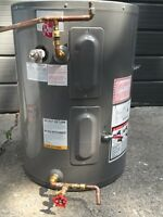 2 Apartment size  hot water tanks