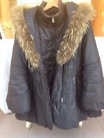 Mackage Women Winter Jacket size L very good condition
