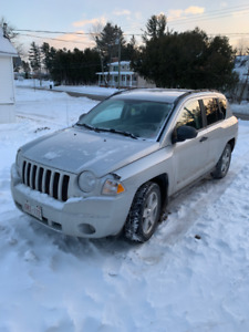 2008 Jeep Compass For Sale