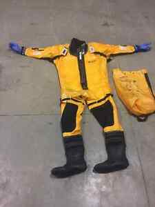 Ice Commander Immersion Suit