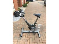 Keiser studio Spin bike
