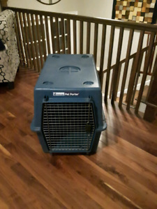 """Large Dog Crate Dog Crate Approx. 25"""" high, 21"""" wide, 36"""" long"""