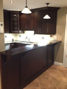 Waterfront Condo-Renovated-1BDRM-Util/Launry/Parking Incl 1700