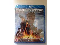 Terminator Genisys (Blue-Ray) Disc