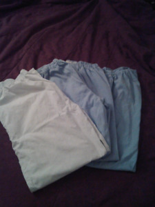 Real deal !! 4 pairs of hospital pants $30 obo