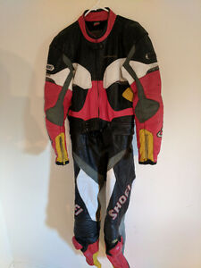 Shoie suit good for track day!