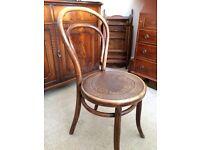 Antique Bentwood Bistro Chair