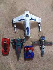 Small Transformers. 5 included.