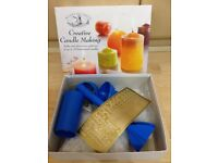 Creative candle making kit from house of crafts