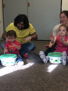 Suzuki Early Childhood Music Class for ages 0-3