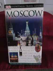Moscow - Eyewitness Travel guide  A must for visitors