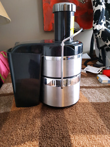 Jack LaLanne Juicer - great condition