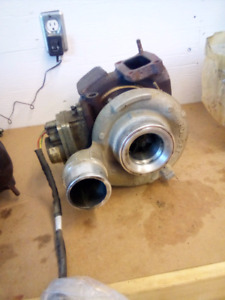 He351ve vgt turbo low km
