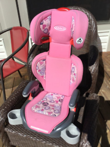 Grace turbo booster car seat