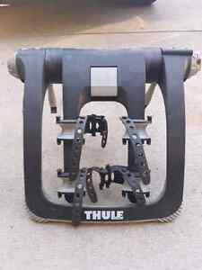 Thule Raceway Pro 9001 bike carrier, easy and clean