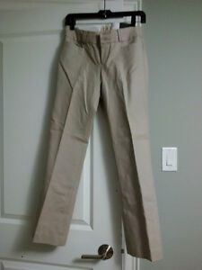 Banana Republic Jackson Fit 4P - New with tag