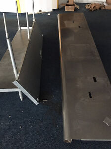Front Counter Assembly