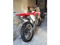 Crf250r 2006 ktm kxf rmz yzf 250 125 450