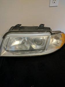 Audi B5 S4 A4 oem xenon headlights