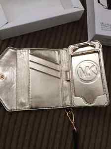 New in box iPhone 4 or 3GS leather wallet clutch Kitchener / Waterloo Kitchener Area image 3