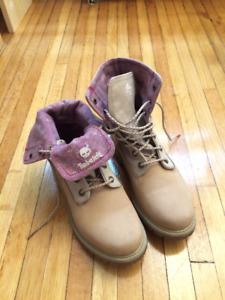 Timberland women's boots size 9