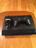 Playstation 3 with games lot