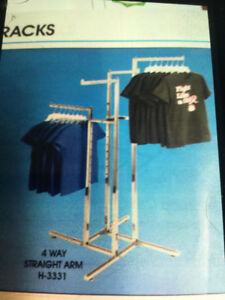 CLOTHING STANDS