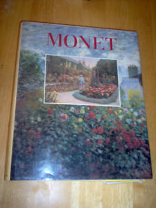 Art books: Picasso, French Impressionists, Pascin, Monet