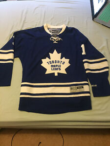 Maple Leafs Jersey, Bower #1, XL