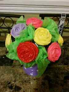 Mothers Day Bouquets by Blissful Bites