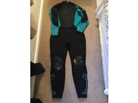 Odyssey ladies wetsuit size 12/14 used once