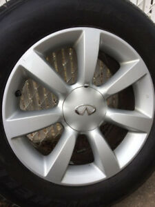 Mags pour INFINITI FX 35