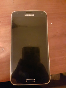 Samsung S5 with Freedom Mobile