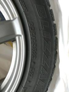 TSW alloy rims (set of 4)