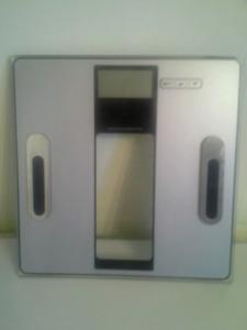 Digital signature bathroom scale $20