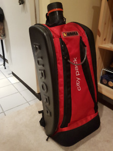 Aurora City Pack Recurve Bow Backpack Case