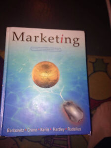 Marketing The Canadian Fifth Edition