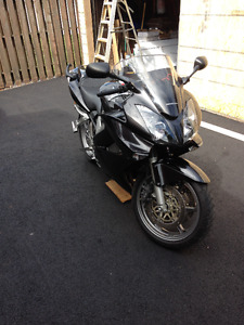 Honda VFR/Interceptor in great condition with low milleage