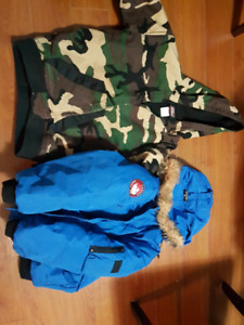 Dickies and Canada goose boys youth size 12 16