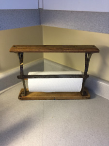 ANTIQUE PAPER ROLL CUTTER