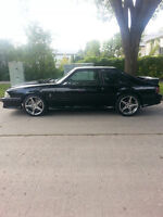 1993 Cobra clone Modfox ford mustang Roller FS Safetied