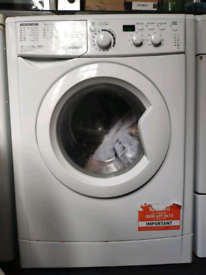 Indesit washing machine, 7kg, 1400 spin