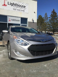 2011 Hyundai Sonata Hybrid-Electric w/Premium Package!